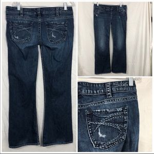 Silver Tuesday Jeans 31x31